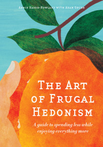 Book Cover: The Art of Frugal Hedonism ebook