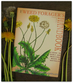 The Weed Forager's Handbook cover